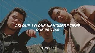 What A Man Gotta Do - Jonas Brothers || Subtitulado Español