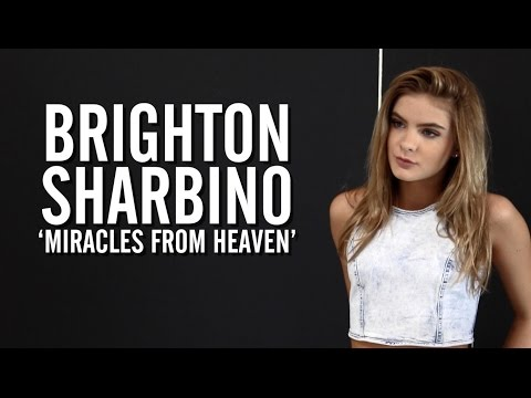 'Miracles From Heaven' Star Brighton Sharbino Talks Real Life Miracles