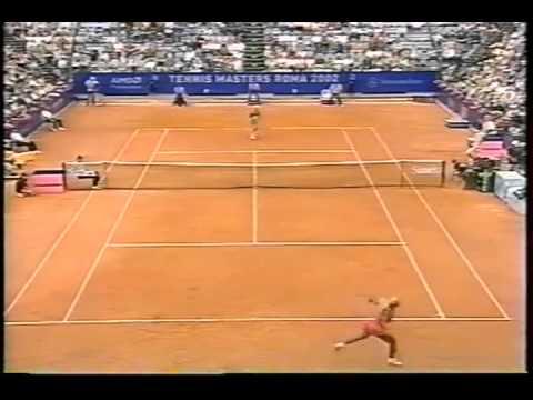 Serena Williams v. Jennifer Capriati | 2002 Rome Semifinal