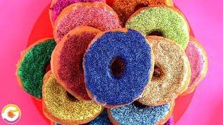 Edible Glitter Donuts DIY! GoldieBlox