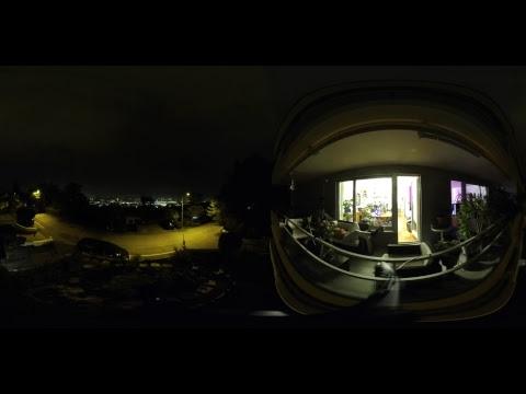 Swiss National Day / Firework 360 degree