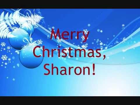 Merry Christmas, Sharon Presley!