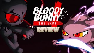 Bloody Bunny: The Game (Switch) Review (Video Game Video Review)