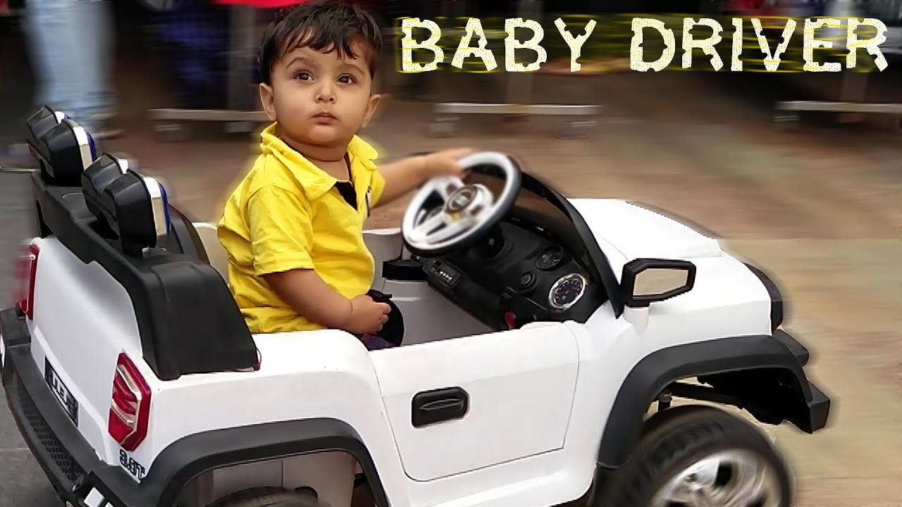 Cars for Kids Baby Driving BMW Toy Car for First Time Kids Toy
