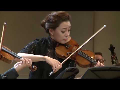 Clara-Jumi Kang & Vladimir Spivakov: Bach, Concerto for 2 Violins in D minor, BWV 1043