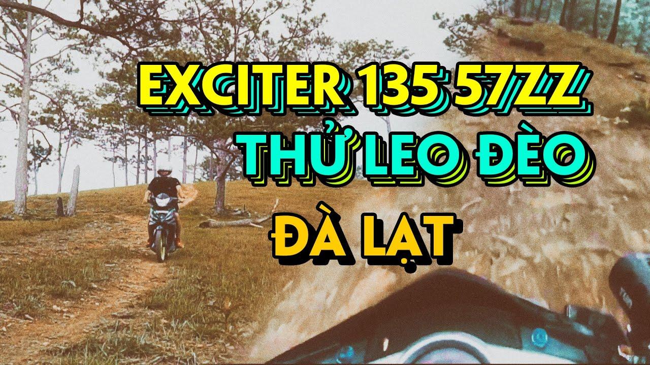 Exciter 135 57zz Thử Leo Đèo Ở Đà Lạt Có Nổi Không | Vietnam Vlog #7 | MinMin