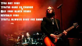 Break Me Down by Alter Bridge Lyrics