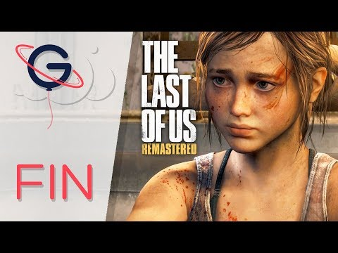 THE LAST OF US REMASTERED LEFT BEHIND FR #FIN