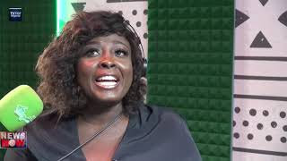 On Air Personality Lolo 1 of Wazobia FM celebrates Int39l Women39s Day