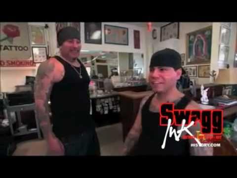 Swagg Ink Editor In Chief Boo Boo Negrete & his father Freddy Negrete