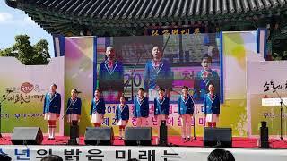 대구중구어린이중창단 2019년청소년그림그리기대회 식전공…