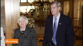No Fireworks from Yellen, No Surprise for Investors