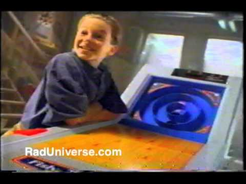 Fisher Price Triple Arcade - 1994 Commercial