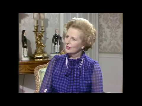 7B Margaret Thatcher on 1983 General Election win 10June1983