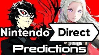 Nintendo Direct Predictions!