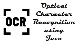 Java Project With Source Code - 3 - Project On OCR Technology Extracting Text From Image