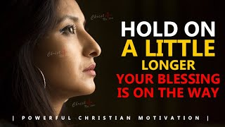 WHATEVER YOU ARE GOING THROUGH NOW WILL SOON BE YOUR TESTIMONY| Powerful Inspirational Video