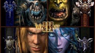 Warcraft 3 Happy Нежить vs XyLigan Альянс Игромания - Киберспорт