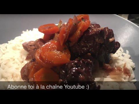bœuf-bourguignon-au-cookeo