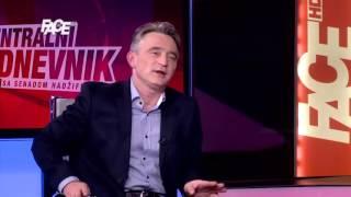 Željko Komšić u CD-u: Šta su ti Reuf i Emir? Ništa