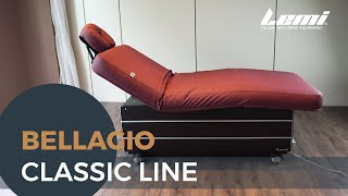 Bellagio Multifunctional Spa Table - Lemi Group