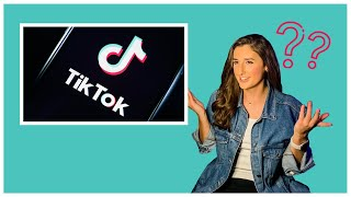 What's the deal with TikTok??