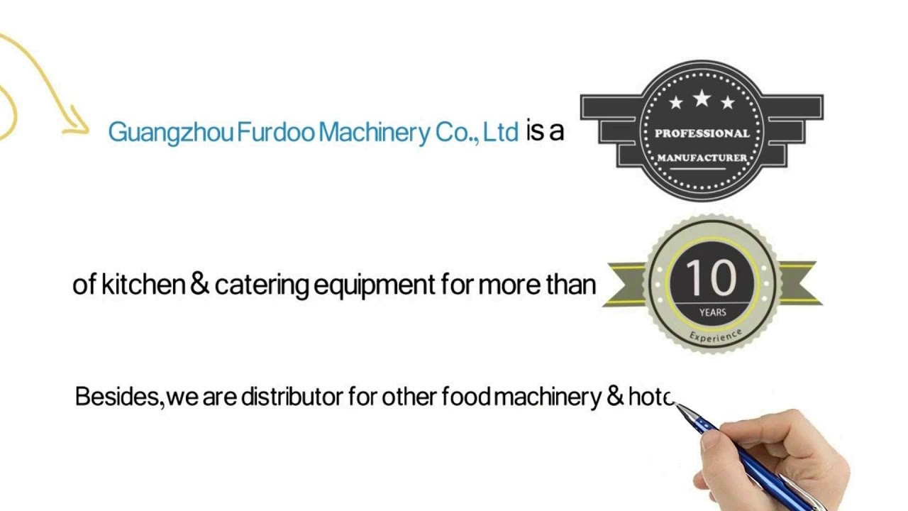 Introduction of Furdoo-Commercial kitchen Equipment Manufacturers ...