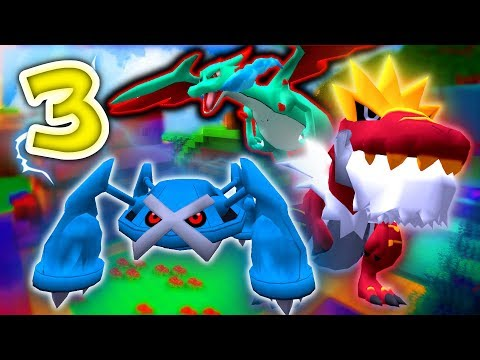 Pixelmon Let's Go Roleplay -