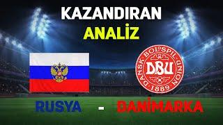 Rusya Danimarka Maç Tahmini Euro2020 Maç Yorumları 21 Haziran #EURO2020