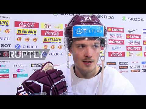 Slovakia: NHL Rookies Balcers And Blugers Rush For Latvia's IIHF World Champs Play-off