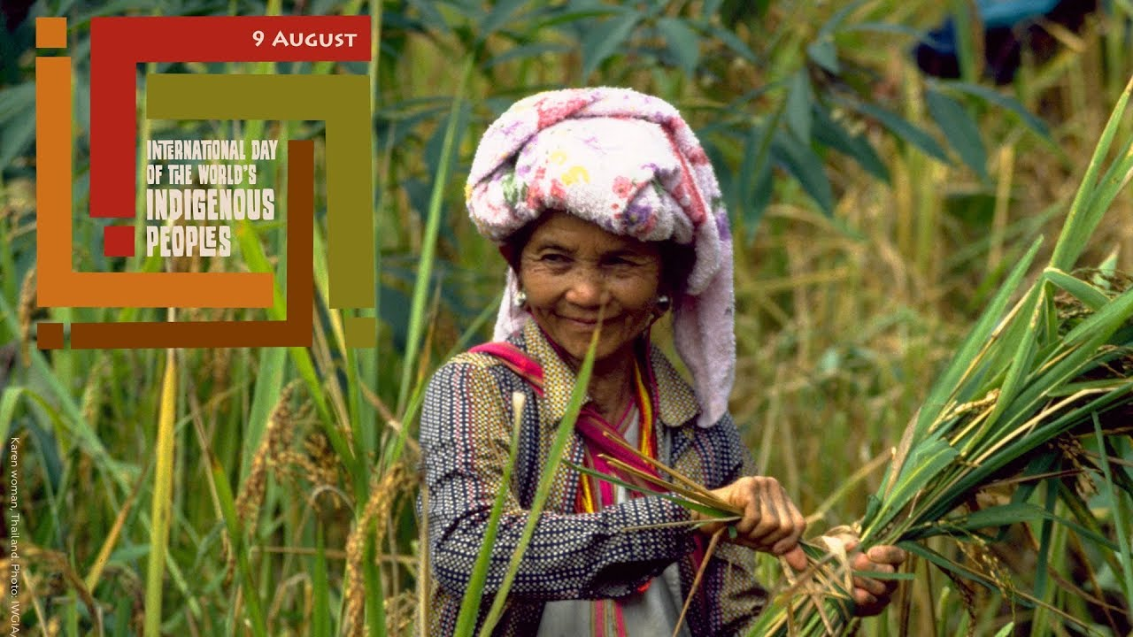 International Day of the World's Indigenous Peoples 9 August