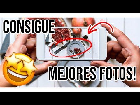 Como tomar las mejores fotos para instagram o cualquier red social | Gratis 📷