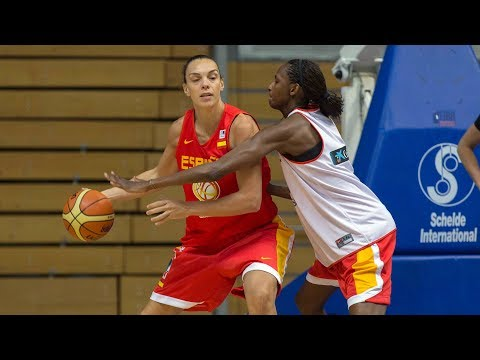 LUCI PASCUA - 14 points 6 rebounds +20 efficiency vs UNI GIR