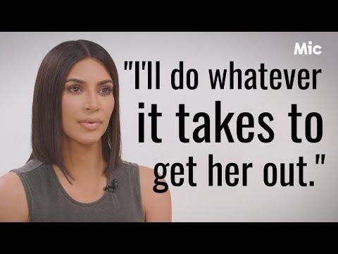 Kim Kardashian West: Her fight to free Alice Johnson
