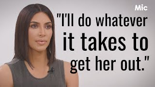 Kim Kardashian West takes on prison reform