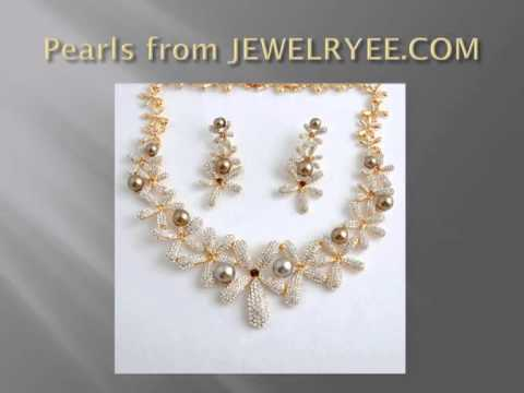 How To Identify Real Pearls Fake Pearl Necklace Earrings Ring Jewelry