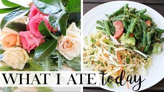 What I Ate Today - Food For Travel & Events