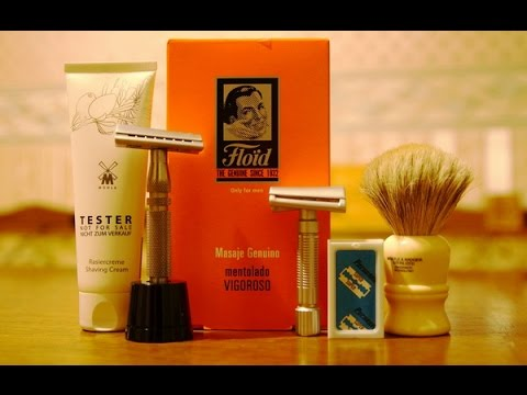 65. Fine Slant, iKon #102 Slant Head, MUEHLE ORGANIC, Floid Aftershave Splash Vigoroso,  Vulfix 404