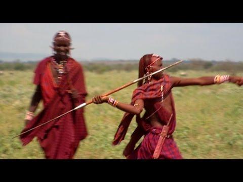 Schulfilm: 360° - die GEO-Reportage - Der Großvater der Massai (DVD / Vorschau)