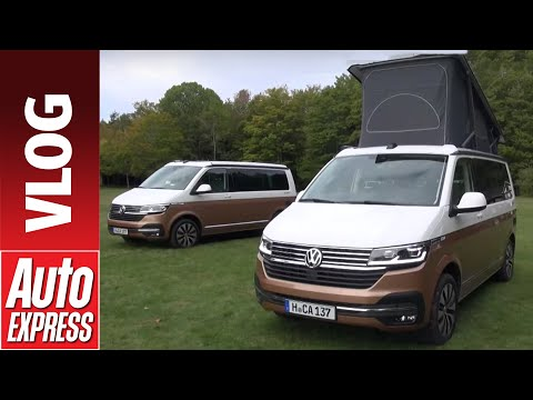 Touring Canada With The New 2020 Volkswagen California