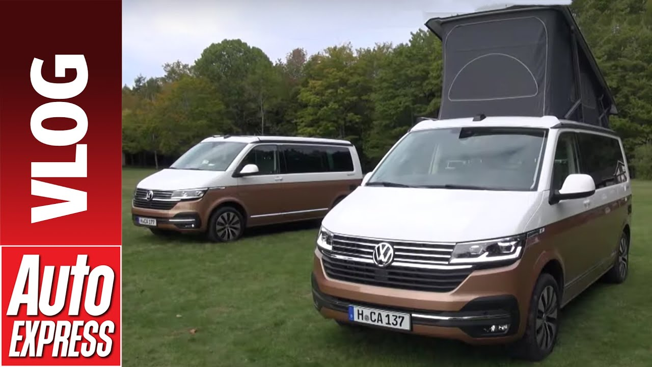 Touring Canada With The New 2020 Volkswagen California Youtube