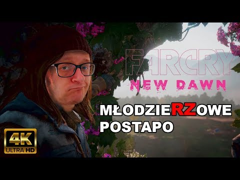 (4K) Far Cry - New Dawn - Recenzja thumbnail