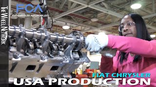 Fiat Chrysler Production in the USA