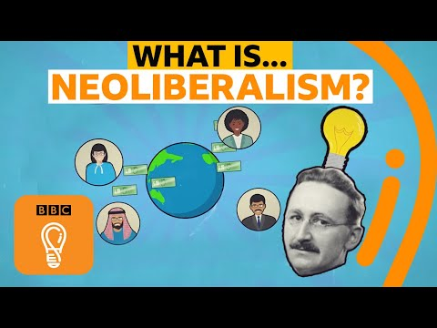 Neoliberalism: The Story Of A Big Economic Bust Up | BBC Ideas
