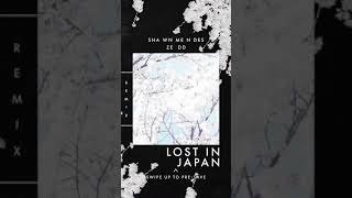 Zedd & Shawn Mendes - Lost In Japan (Remix) Video
