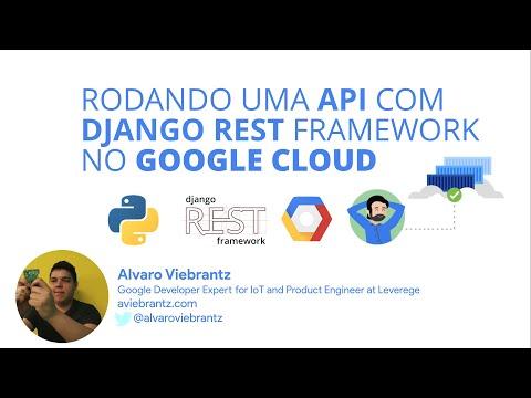 Image from Rodando uma API Com Django Rest Framework no Google Cloud
