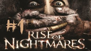 Rise of Nightmares: Part 1: Horror Weekend Begins!