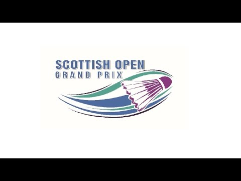 Finals - Scottish Open Badminton Championships 2016