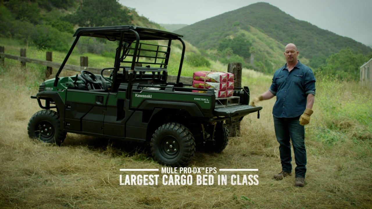 2018 kawasaki mule side x side family ride like a boss youtube. Black Bedroom Furniture Sets. Home Design Ideas