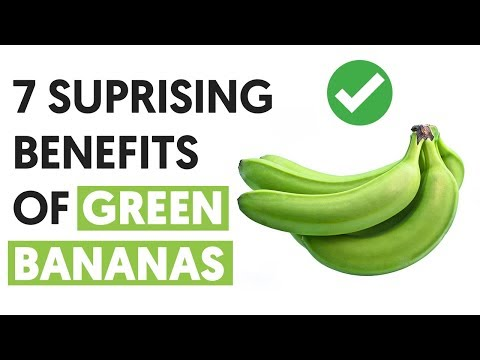 7 Surprising Green Banana Benefits You Probably Didn't Know